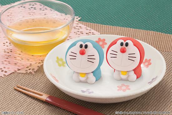 バンダイがこどもの日に合わせて「ドラえもん」の和菓子を ...