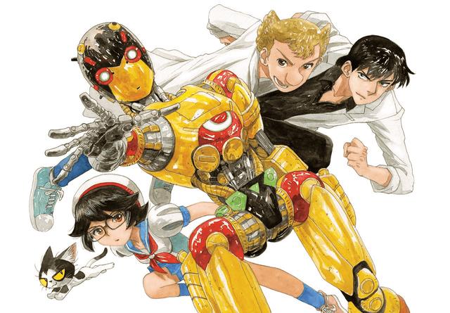 「アトム・ザ・ビギニング」2017年以降ロボットアニメ