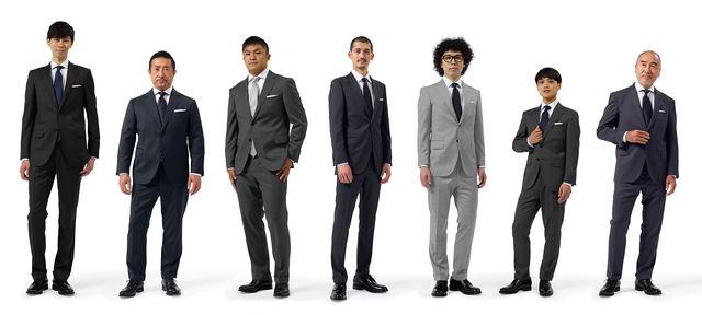 するスタートトゥデイが、プライベートブランド「ZOZO(ゾゾ)」の新商品として、初のフォーマル商品となるメンズの「ビジネススーツ(2Bスーツ)」、「ドレスシャツ」